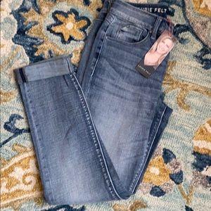 Laurie Felt Regular Classic Boyfriend Jeans Sz.0